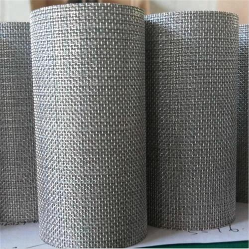 Customized Stainless Steel Woven Wire Mesh