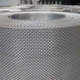 Stainless Steel Dutch Plain Woven Wire Mesh